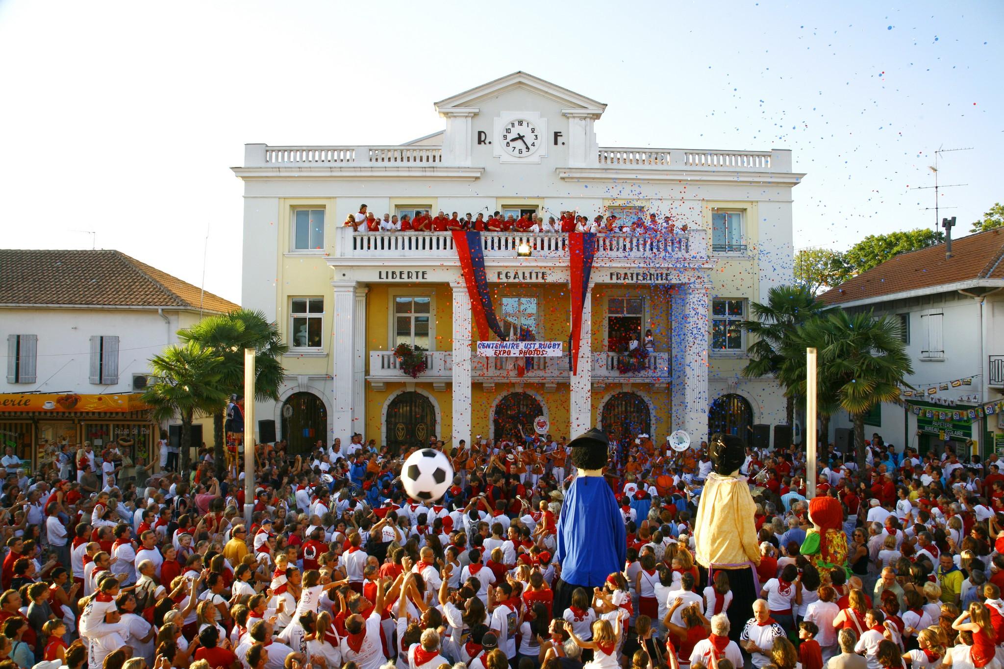 Ferias-Fêtes Tyrosse