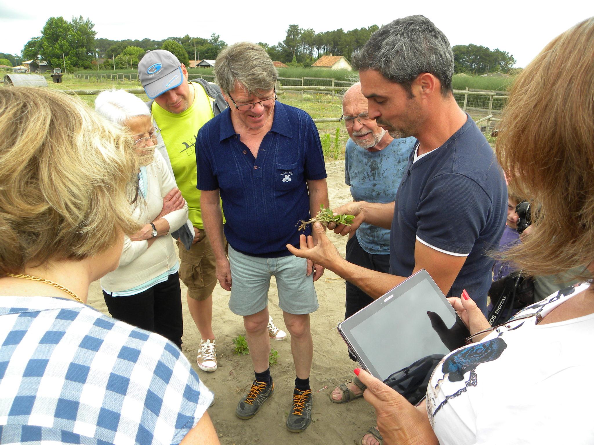 Tourisme en espace rural à Soustons