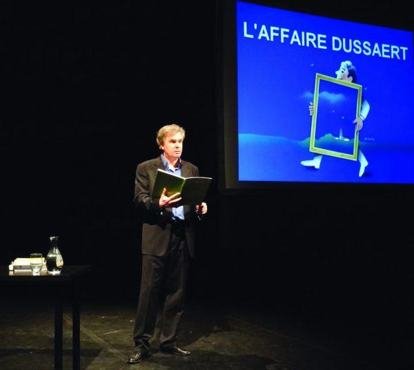 Théatre : l'affaire Dussaert