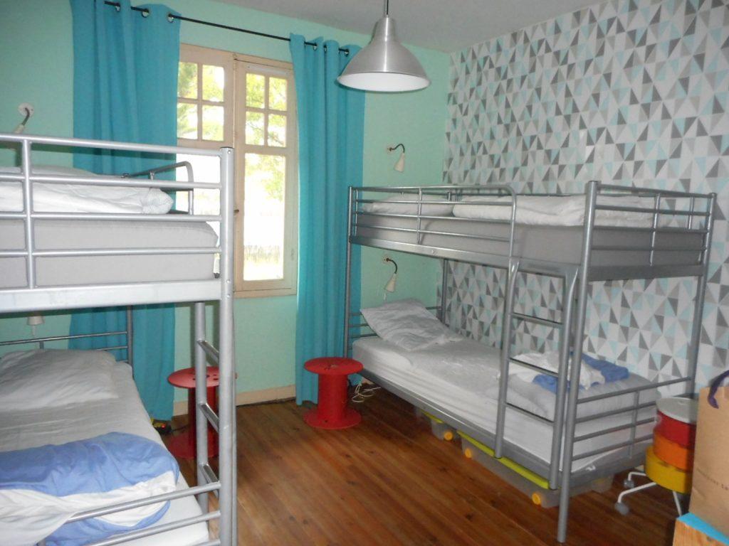 Delran Chambre Hôtes Soustons Chambre 2 lits