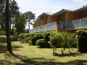 Domaine du Golf de Pinsolle Soustons Pierre et Vacances Appartements balcons