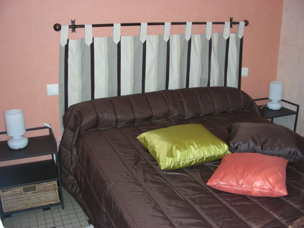 Location maison Soustons Landes Roth Chambre double