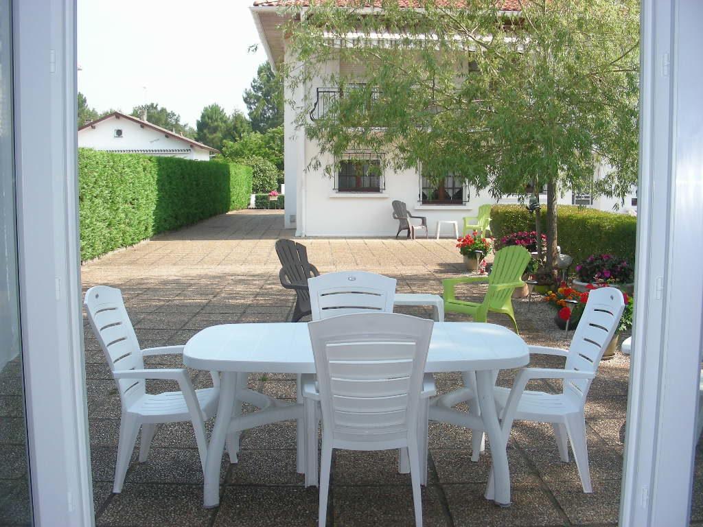 Location maison Soustons Landes Roth vue de la cuisine 1