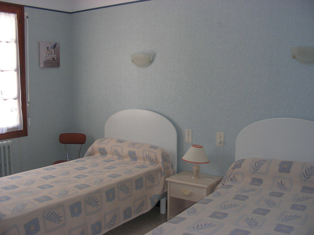Location maison landes soustons Roth chambre lits simples