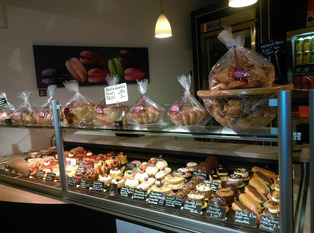 Au Bon Pain – Soustons – petits gâteaux