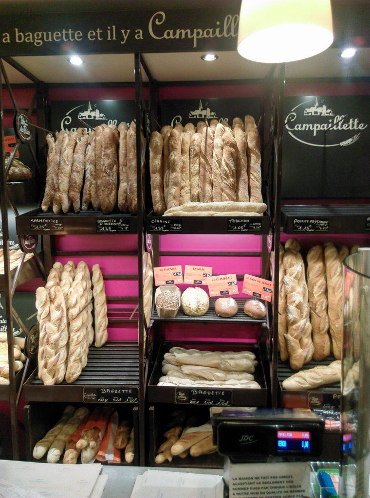Au Bon Pain – Soustons – pains