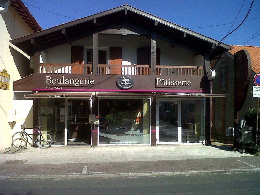 Au Bon Pain – Soustons – notre magasin