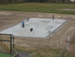 Skate park Soustons